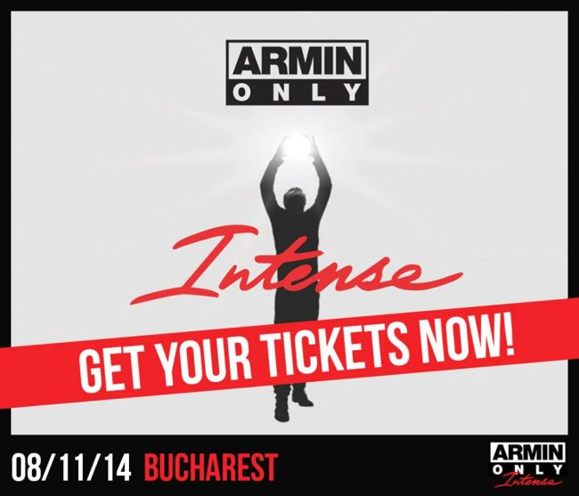 armin only intense bucharest 2014