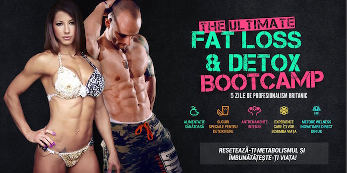 THE ULTIMATE FAT LOSS & DETOX BOOTCAMP