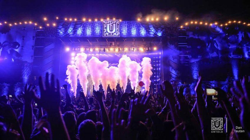 untold festival day 1 atmosfera