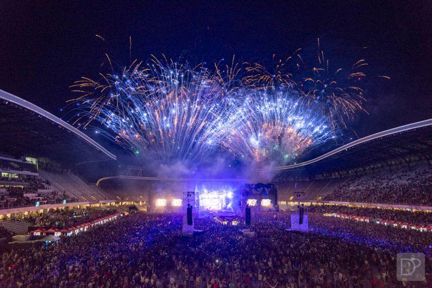 Untold Festival - Artificii Avicii