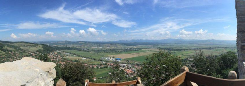 panorama cetate deva 2