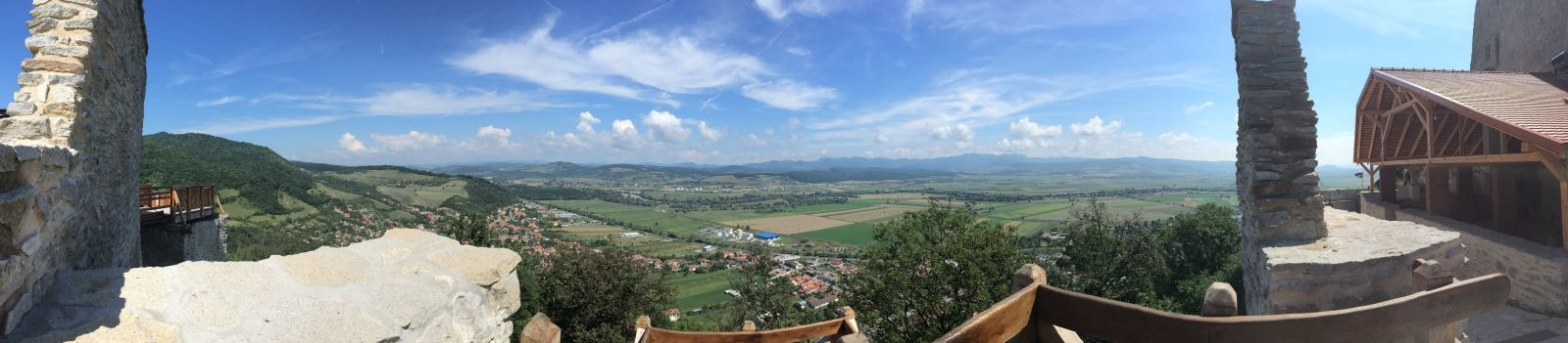 panorama cetate deva 2