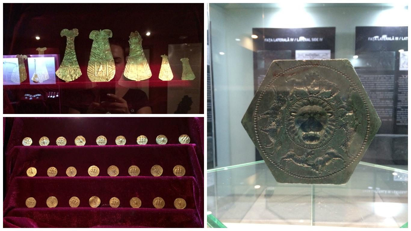tezaur dacic muzeul deva